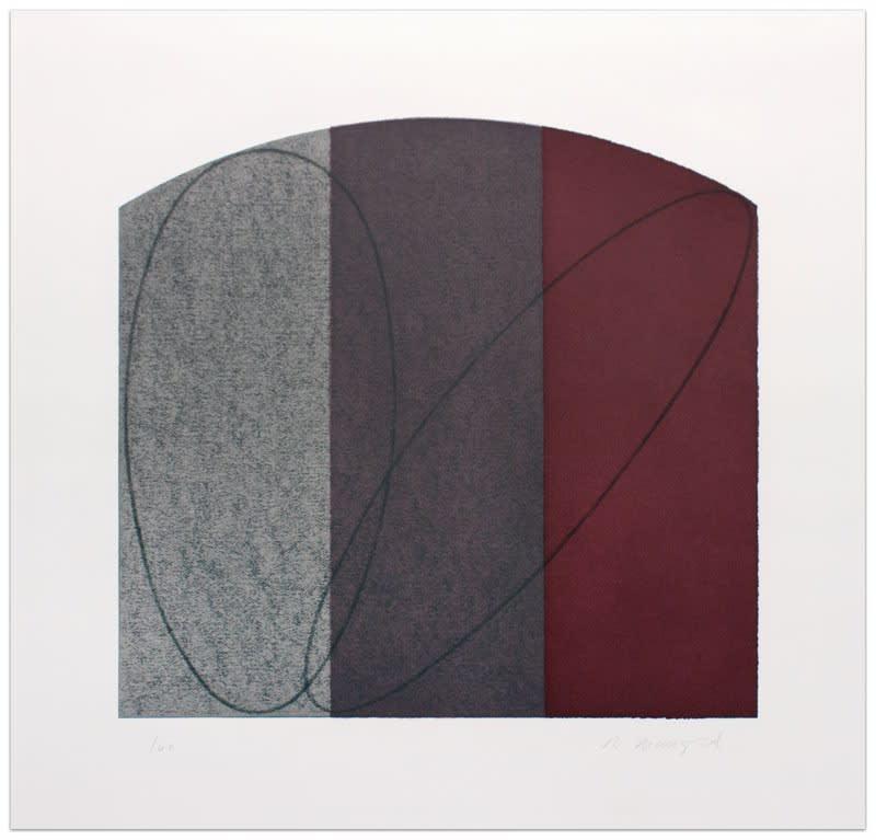 Robert Mangold, Untitled, 1995