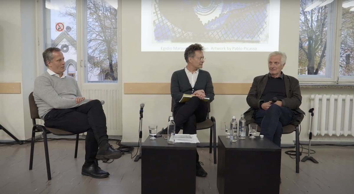 Talk 2: Patronage and Collecting Contemporary Art