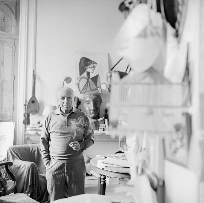 Artist of the Month: April, Pablo Picasso