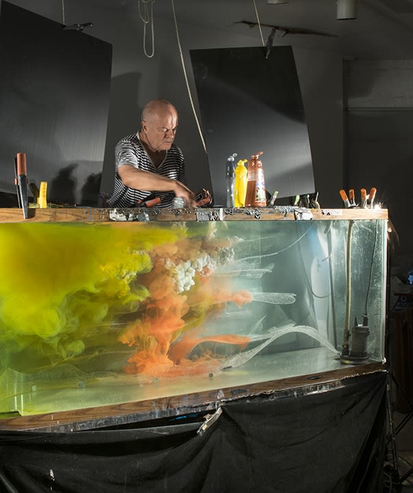 Artist of the Month: June, Kim Keever