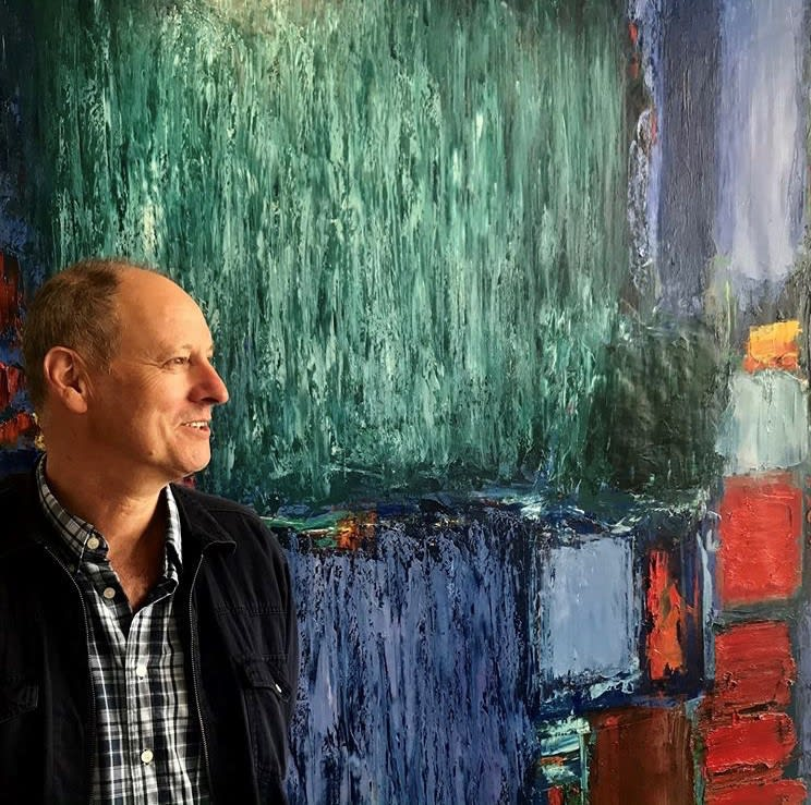 Artist of the Month: August, Martyn Brewster