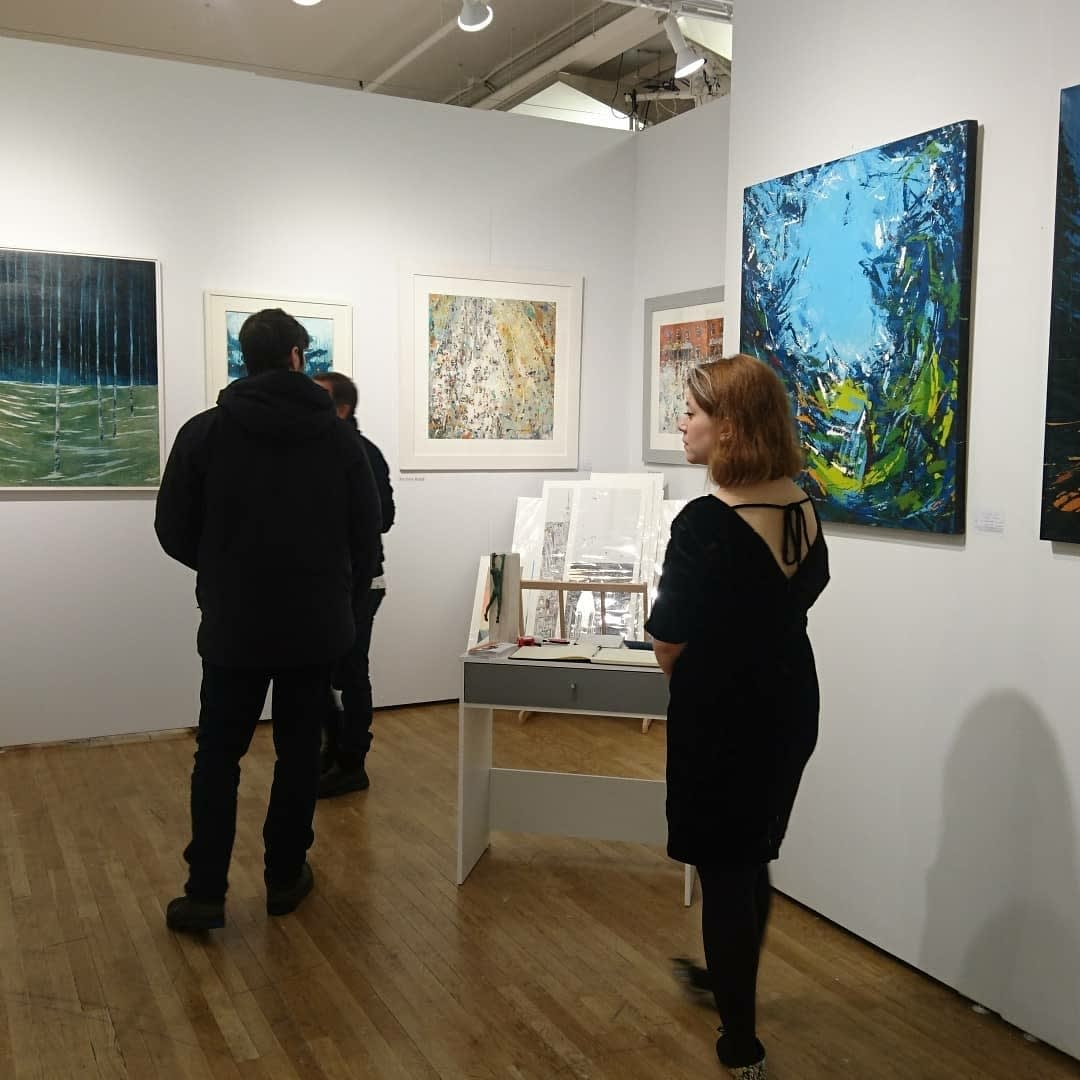 Hamsptead Affordable Art Fair