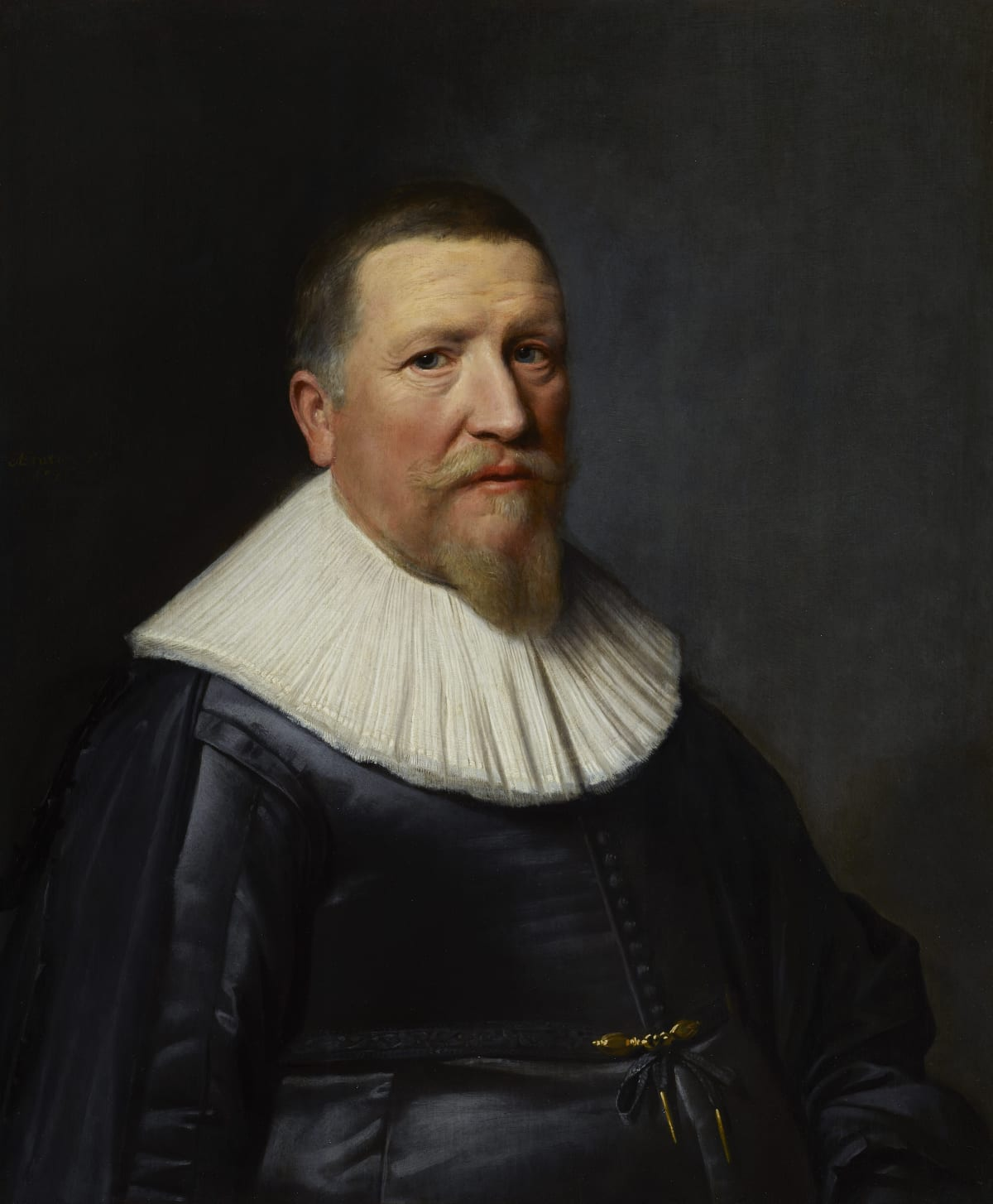 Michiel Jansz. van Mierevelt (1567 – 1641) An Unknown 58-year-old man, 1639 Oil on panel 28 ¼ x 23 ½ in. (71.9 x 59.7 cm.)