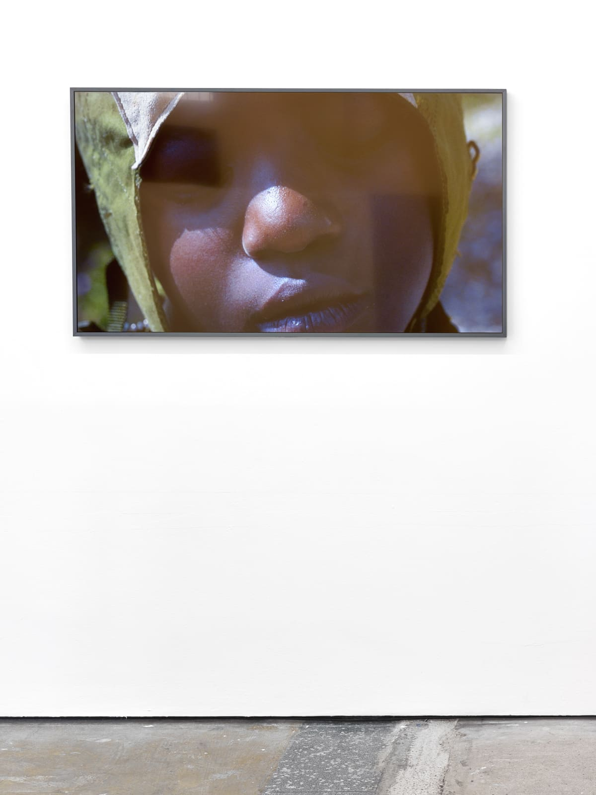 Larry Achiampong The Voyage and The Grid, 2018 4K Colour Video Duration 06:32 Courtesy of the artist. Photo: John McKenzie