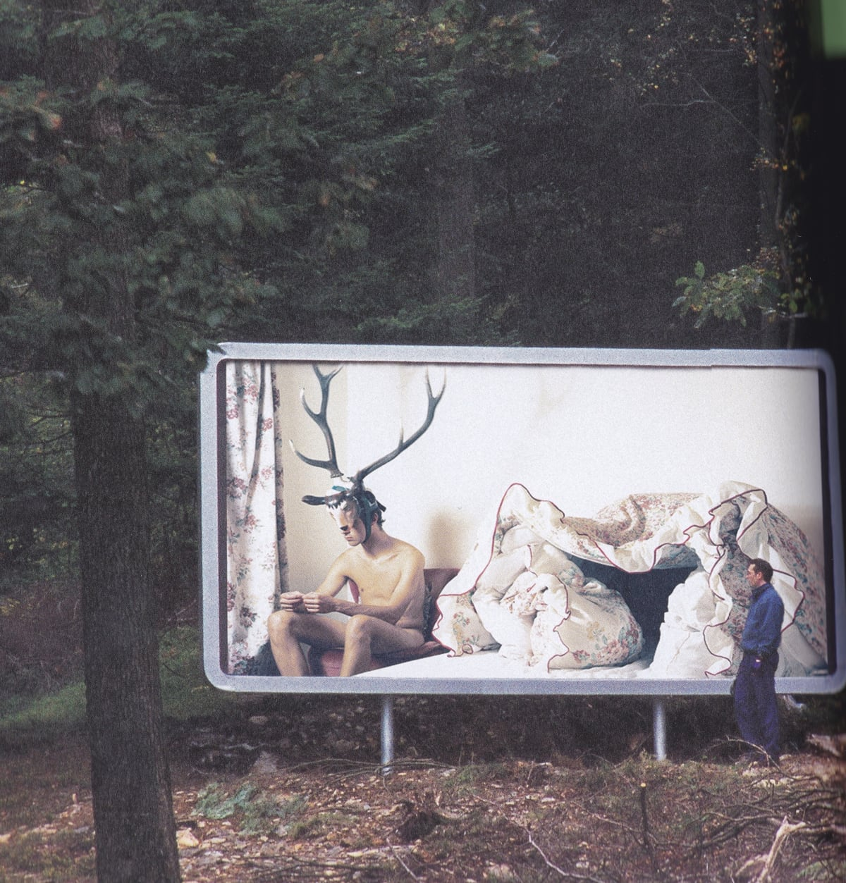 The Forest Billboard