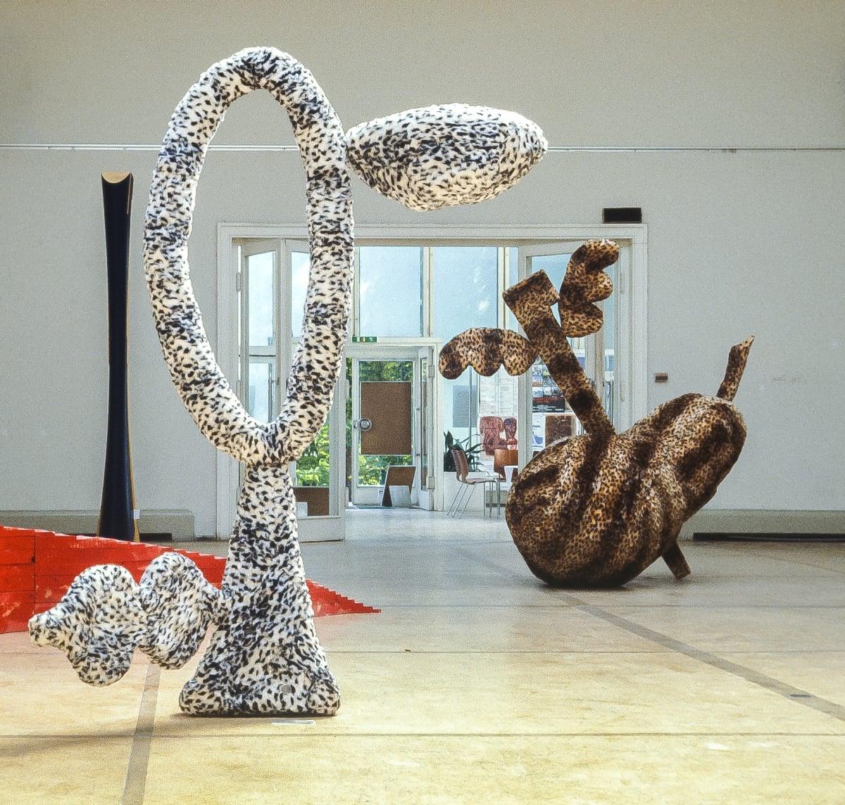 Trigon '85: 'Synonyme für Skulpturen'