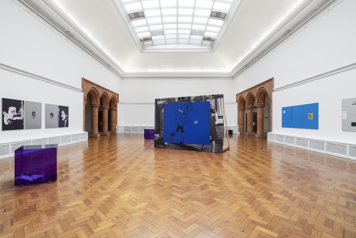 Simeon Barclay: 'Life Room'