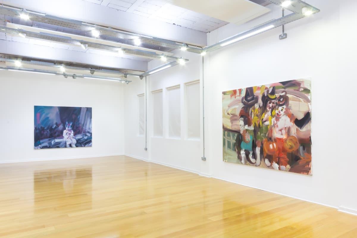 Laura Lancaster: Priestman Gallery