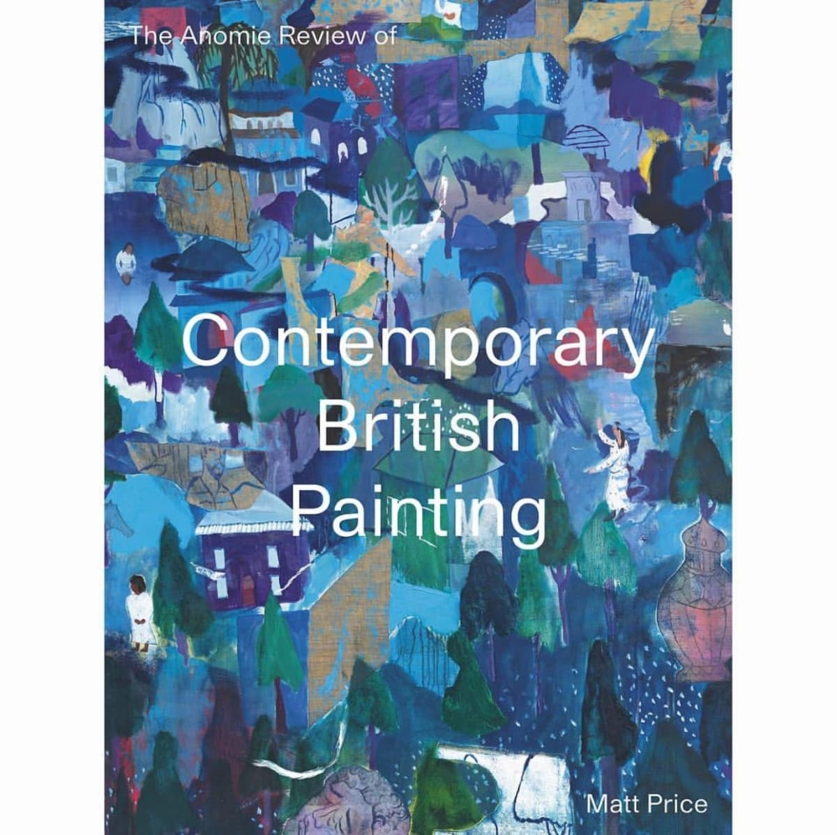 Laura Lancaster: The Anomie Review of Contemporary British Painting