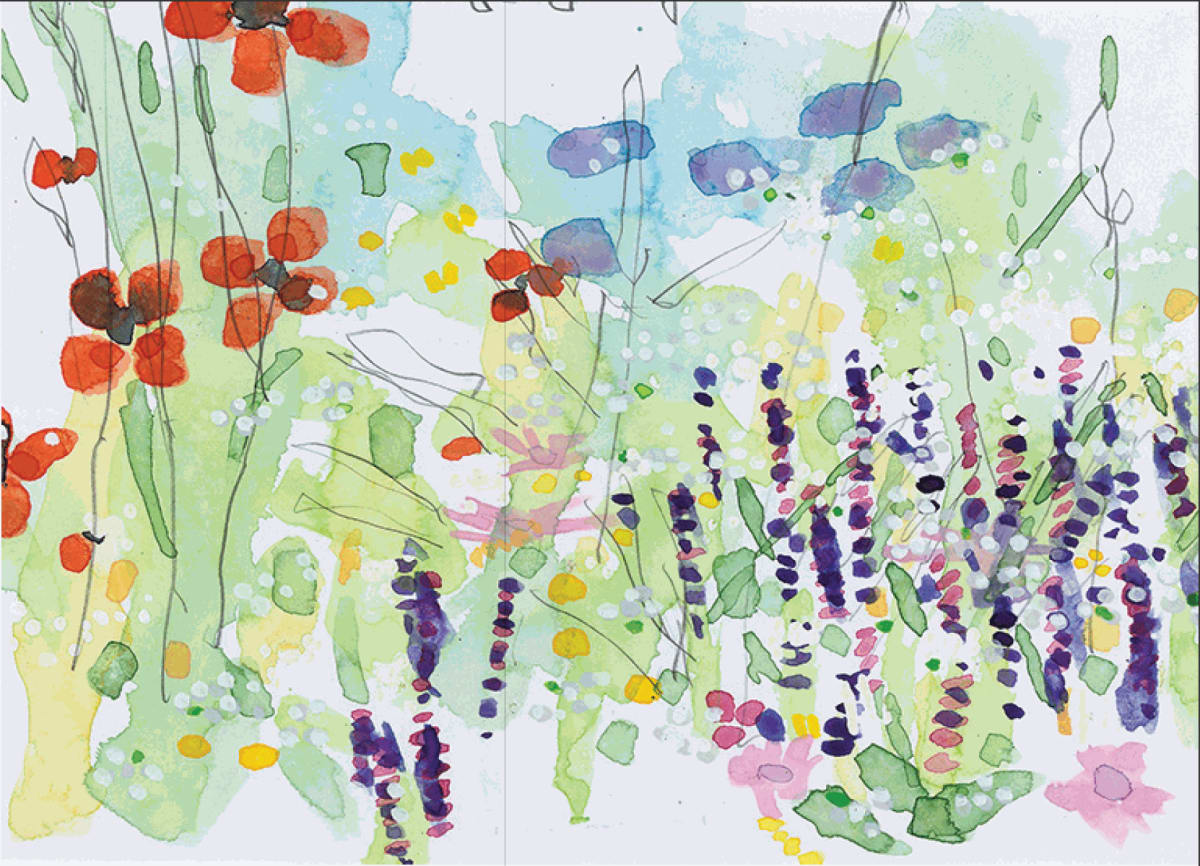 Edward Hutchison - An exhibition of watercolours