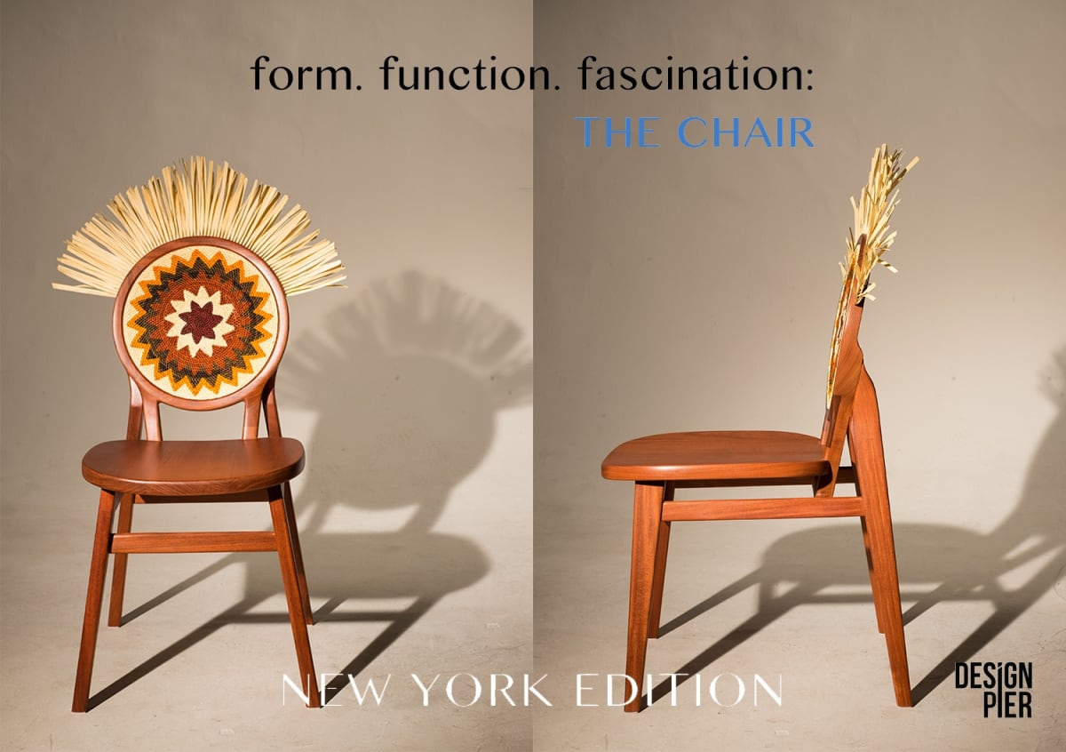 form. function. fascination: THE CHAIR