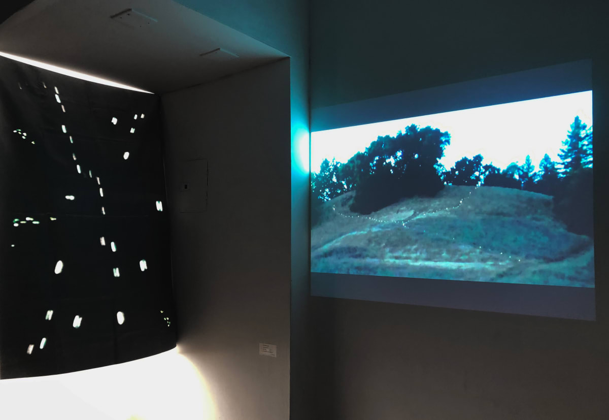Aks0047 River Of Migartion Anne Sentad Yi Gallery Installation Video