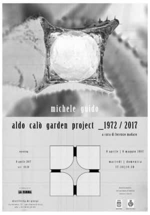 Aldo Calò garden project_1972/2017