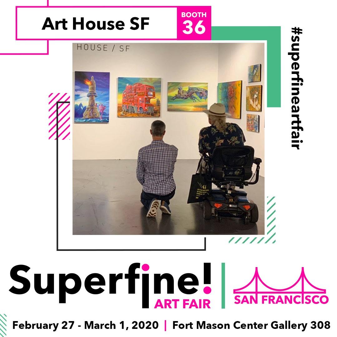 Art House SF at Superfine SF