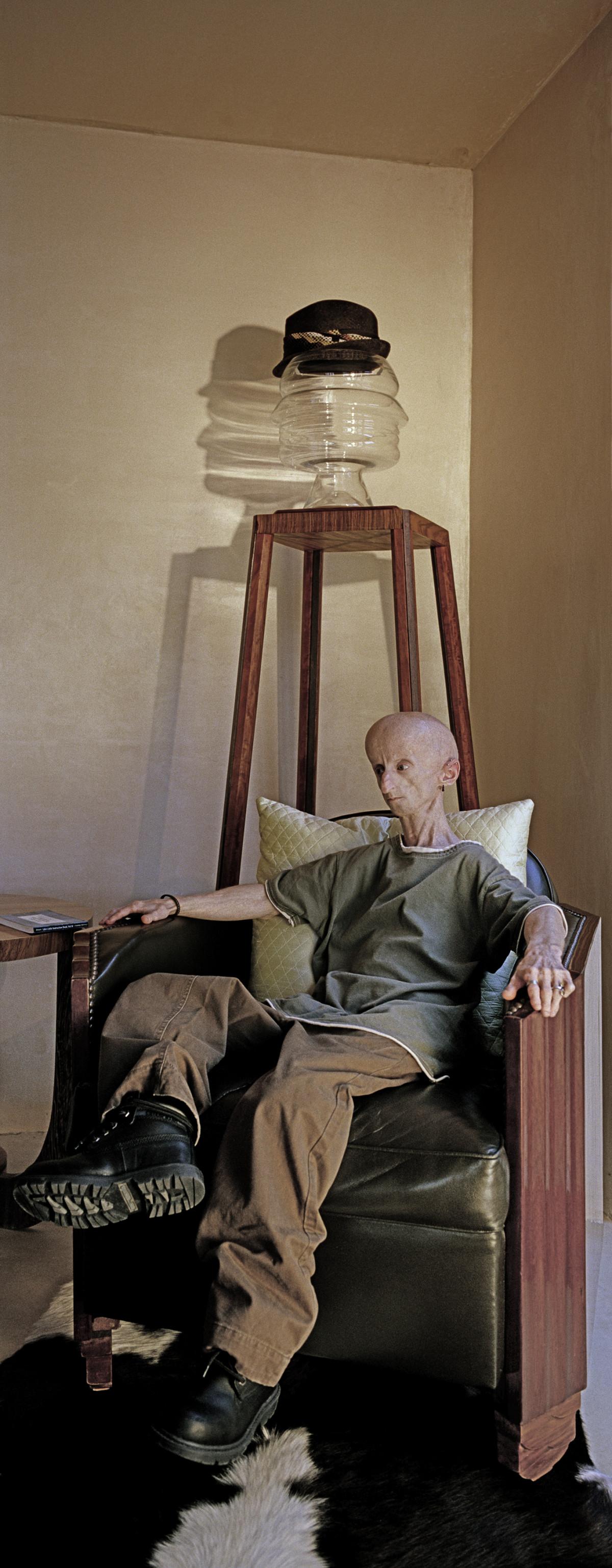 Gordon Clark, STEREOTYPE, 2009