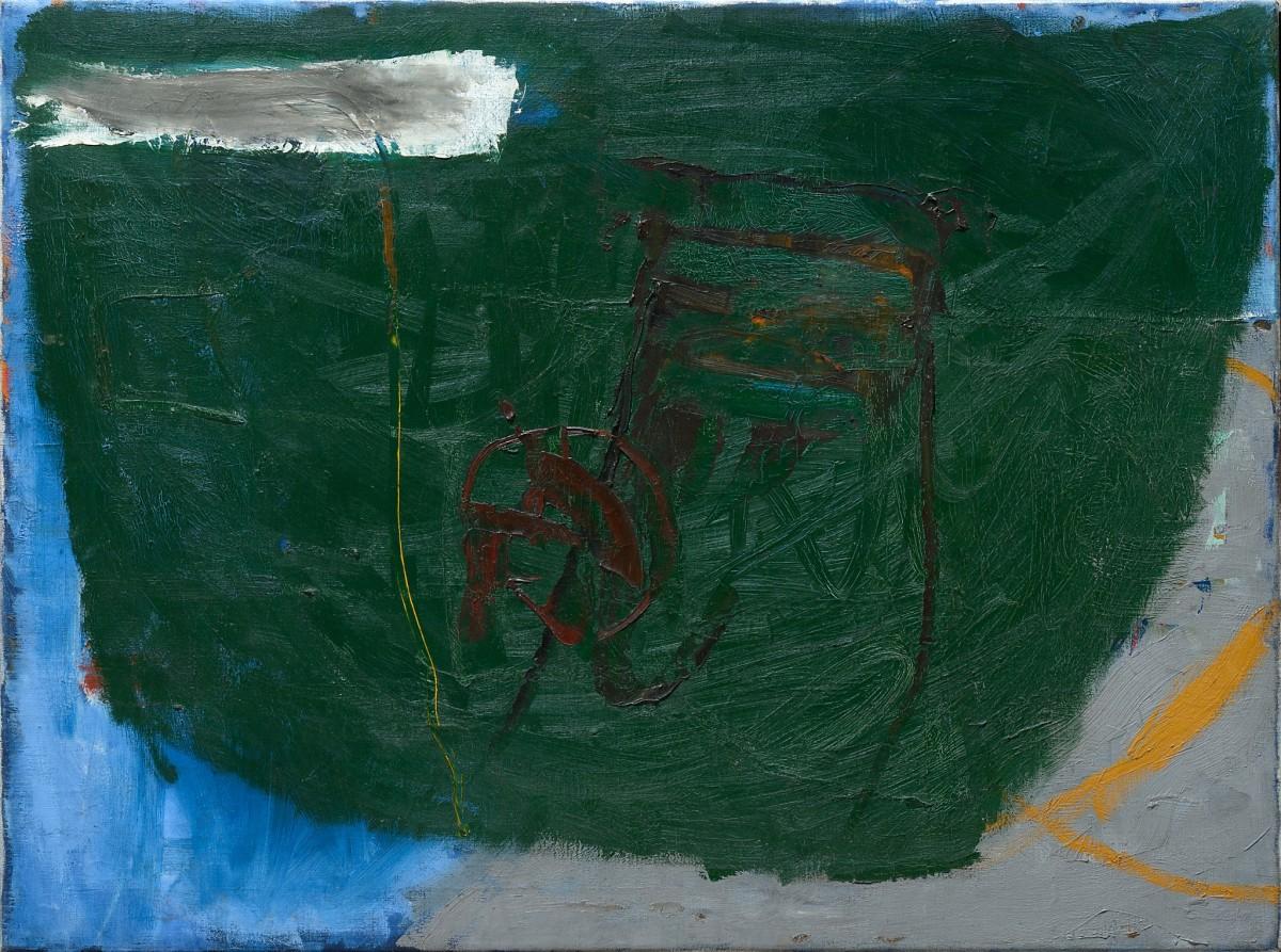 <span class=&#34;artist&#34;><strong>Roger Hilton</strong></span>, <span class=&#34;title&#34;><em>June 1958 - Green</em>, 1958</span>
