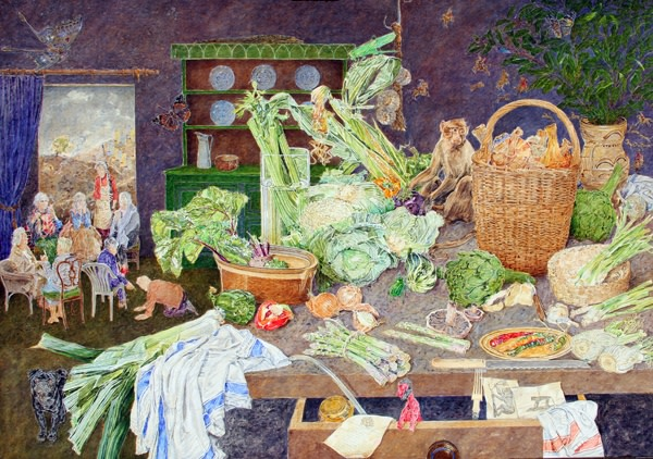 "<span class=""artist""><strong>James Reeve</strong></span>, <span class=""title""><em>Still Life with Fungi</em>, 2011</span>"