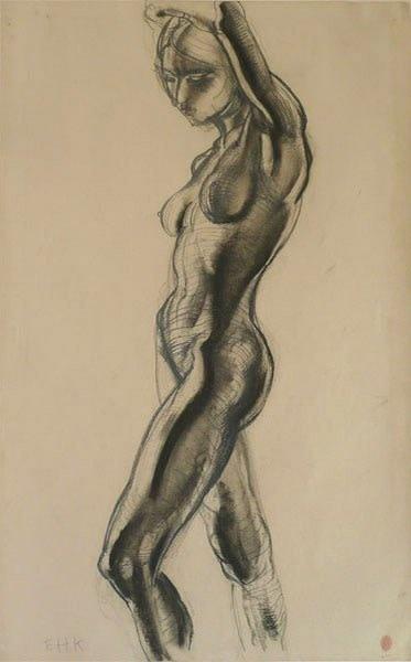 <span class=&#34;title&#34;>Nude Figure no.8 / Sculpture Study<span class=&#34;title_comma&#34;>, </span></span><span class=&#34;year&#34;>c.1926</span>