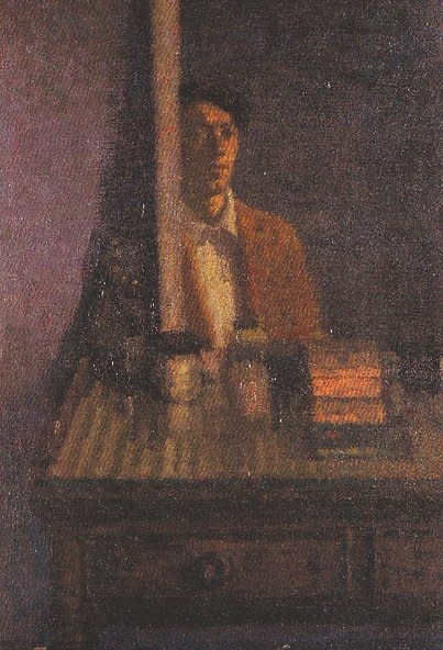 <span class=&#34;title&#34;>Self Portrait<span class=&#34;title_comma&#34;>, </span></span><span class=&#34;year&#34;>1947</span>