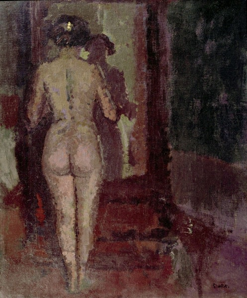 "<span class=""title"">Nude at a Mirror (Sally)<span class=""title_comma"">, </span></span><span class=""year"">1906-07</span>"