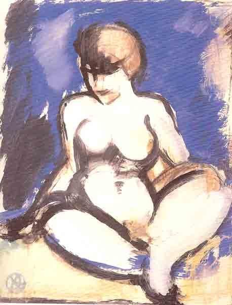 <span class=&#34;title&#34;>Blue Nude</span>