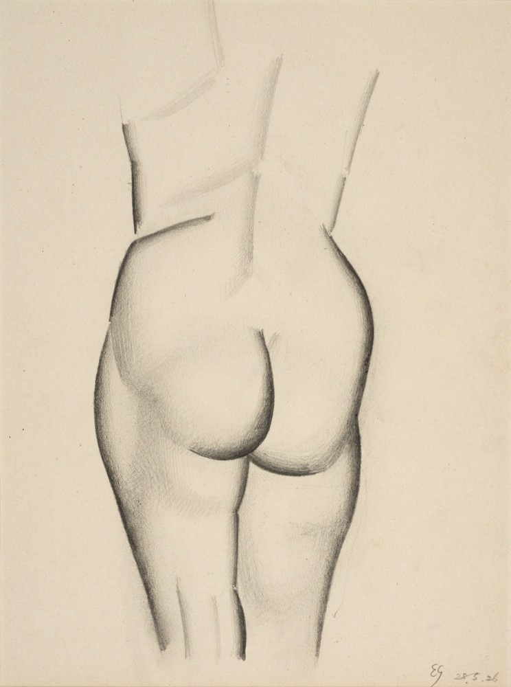 "<span class=""title"">Female Nude Study<span class=""title_comma"">, </span></span><span class=""year"">1926</span>"