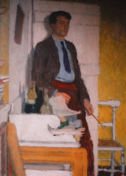 <span class=&#34;title&#34;>Self Portrait<span class=&#34;title_comma&#34;>, </span></span><span class=&#34;year&#34;>c.1939</span>