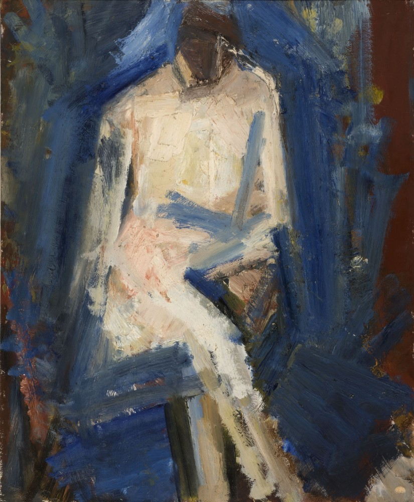 "<span class=""title"">Seated Figure<span class=""title_comma"">, </span></span><span class=""year"">1957</span>"