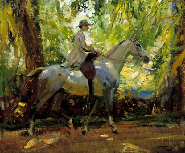 <span class=&#34;title&#34;>The Morning Ride</span>