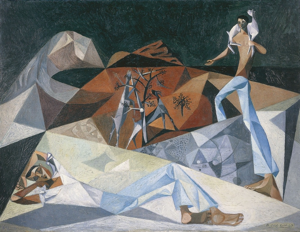 <span class=&#34;title&#34;>Shepherds Near Knossos<span class=&#34;title_comma&#34;>, </span></span><span class=&#34;year&#34;>1947</span>
