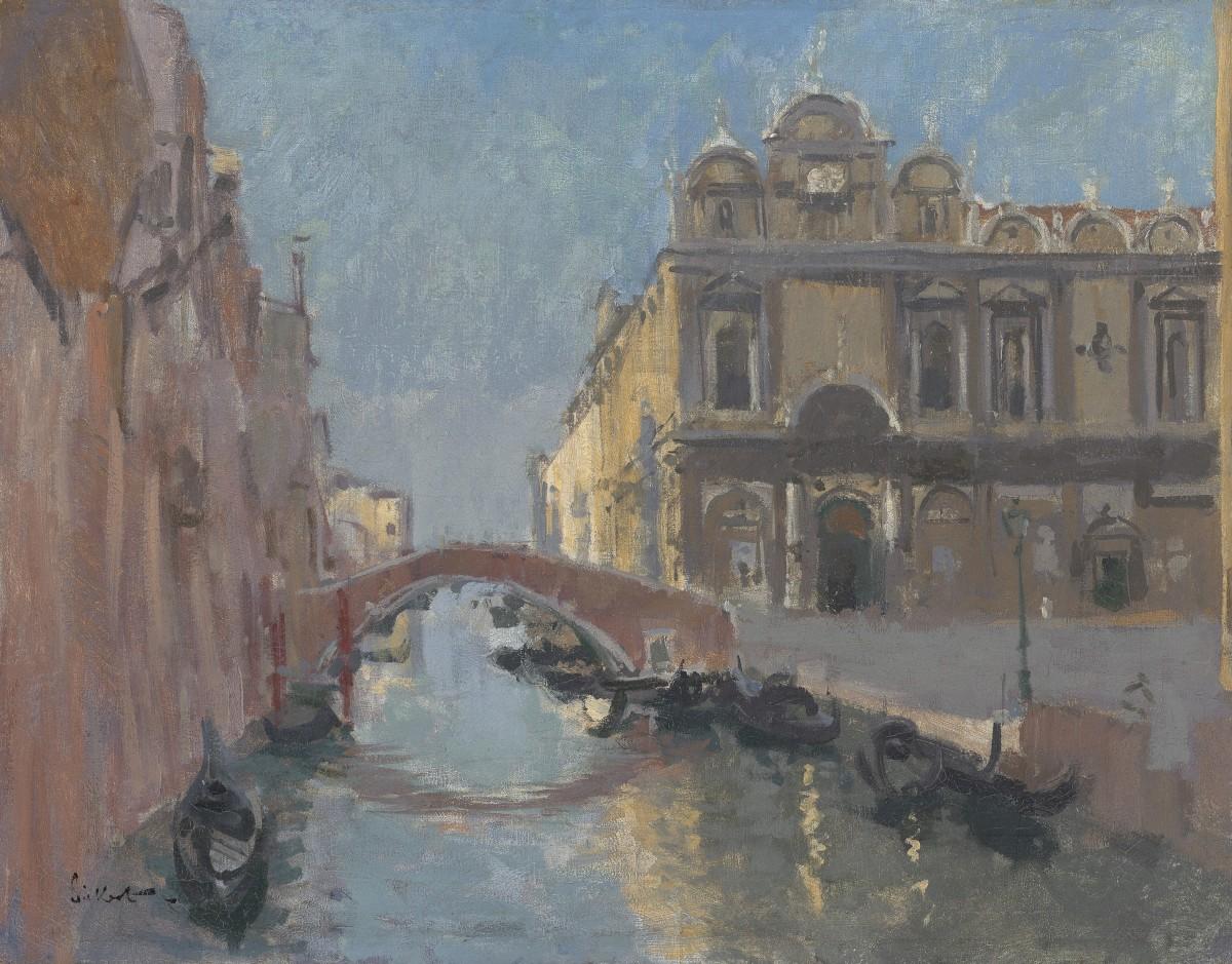 """<span class=""""title"""">La Scuola Grande di San Marco<span class=""""title_comma"""">, </span></span><span class=""""year"""">c. 1895–1896</span>"""