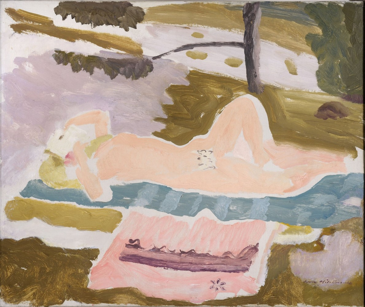 "<span class=""title"">Sleeping Figure with Book - Sizewell<span class=""title_comma"">, </span></span><span class=""year"">1934</span>"