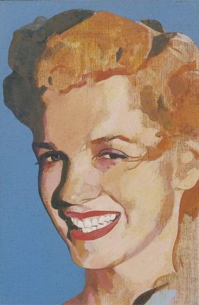 "<span class=""title"">Marilyn Monroe<span class=""title_comma"">, </span></span><span class=""year"">1999</span>"