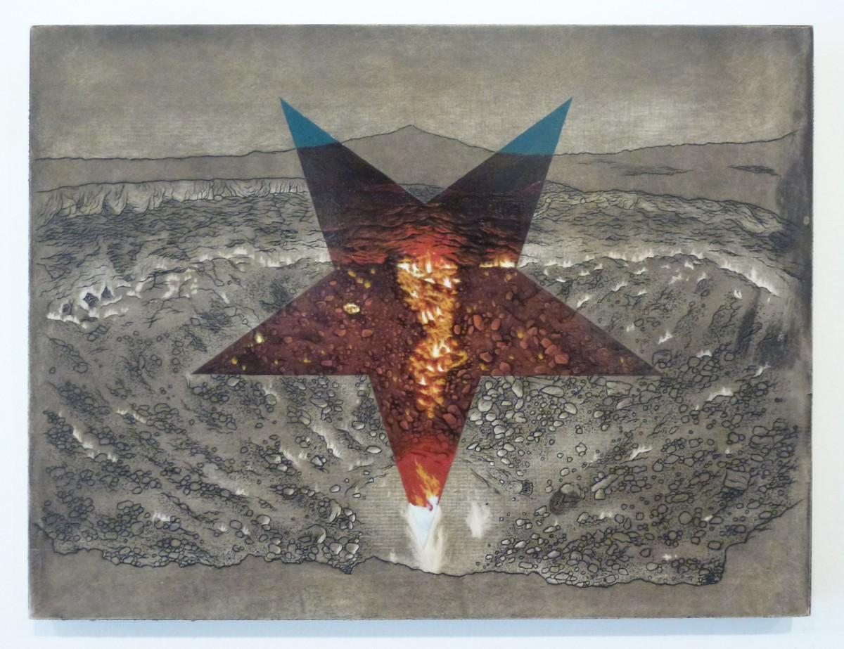 Elegant Chris Agnew, Door To Hell, Darvaza, 2012