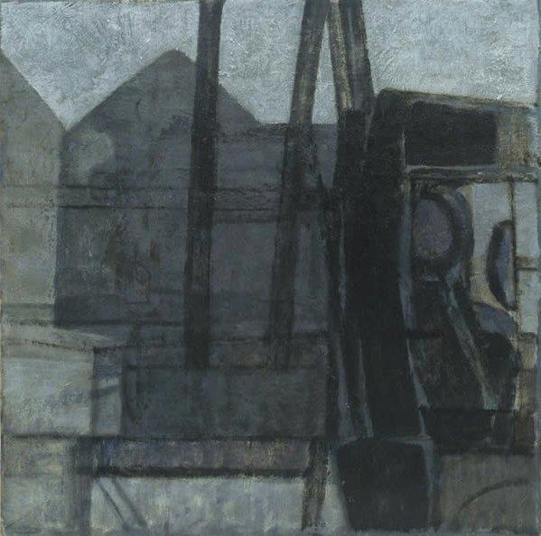 St George Auto >> Prunella Clough works | Offer Waterman