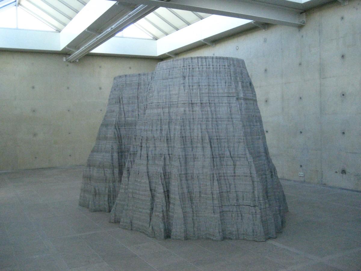Anish Kapoor, Mountain, 2001