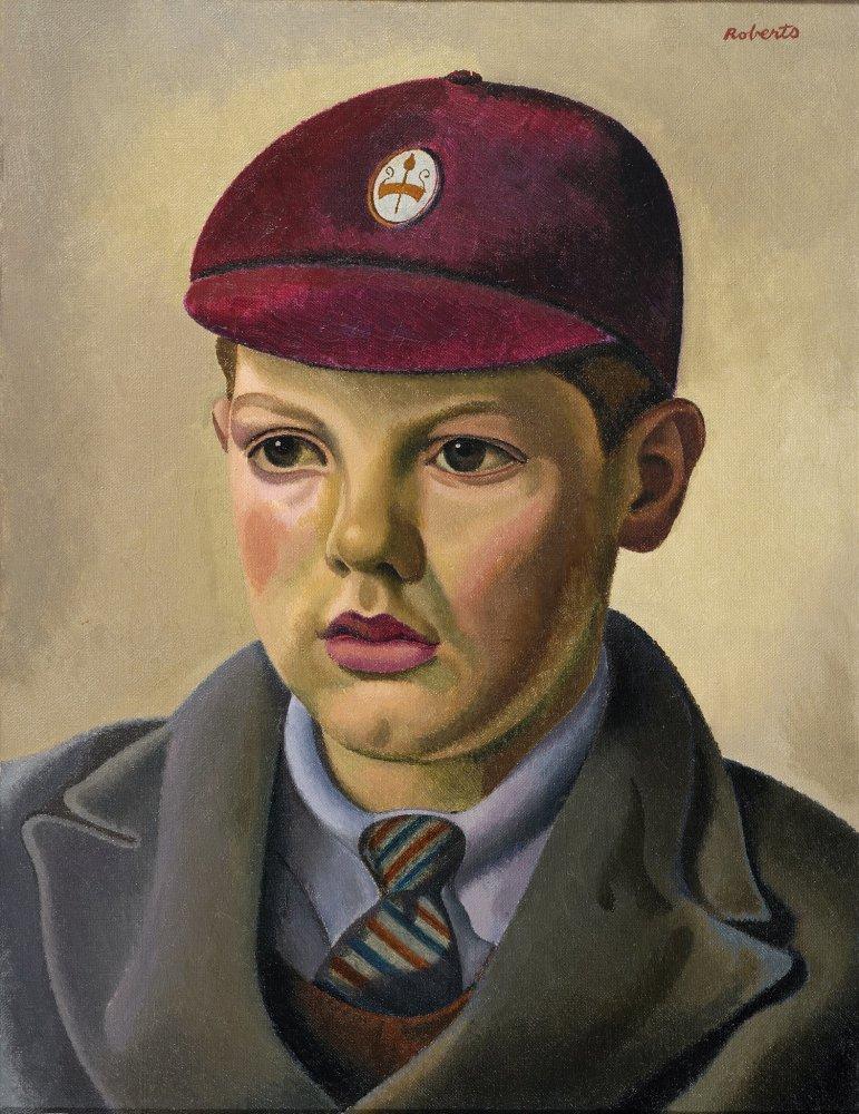 William Roberts, The Schoolboy, c.1929-30