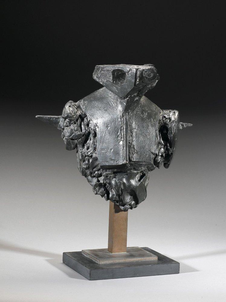 Bernard Meadows, Armoured Bust I, 1961