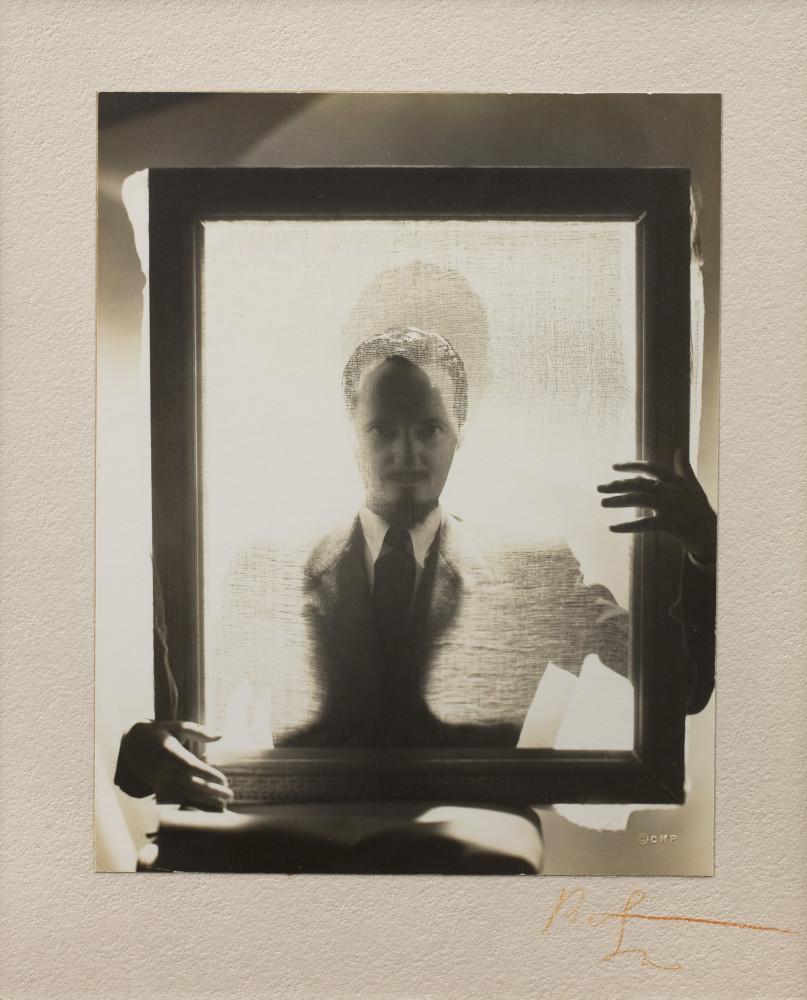 Cecil Beaton, Edward James, 1943