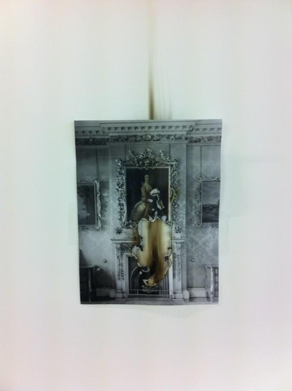 <span class=&#34;link fancybox-details-link&#34;><a href=&#34;/artists/6-catherine-bertola/works/8708/&#34;>View Detail Page</a></span><div class=&#34;artist&#34;><strong>Catherine Bertola</strong></div> <div class=&#34;title&#34;><em>Sad Bones (Studley Royal)</em>, 2014</div> <div class=&#34;medium&#34;>book page, paper, tape and match</div> <div class=&#34;dimensions&#34;>225 x 170 cm<br />88 5/8 x 66 7/8 in</div><div class=&#34;copyright_line&#34;>Copyright The Artist</div>