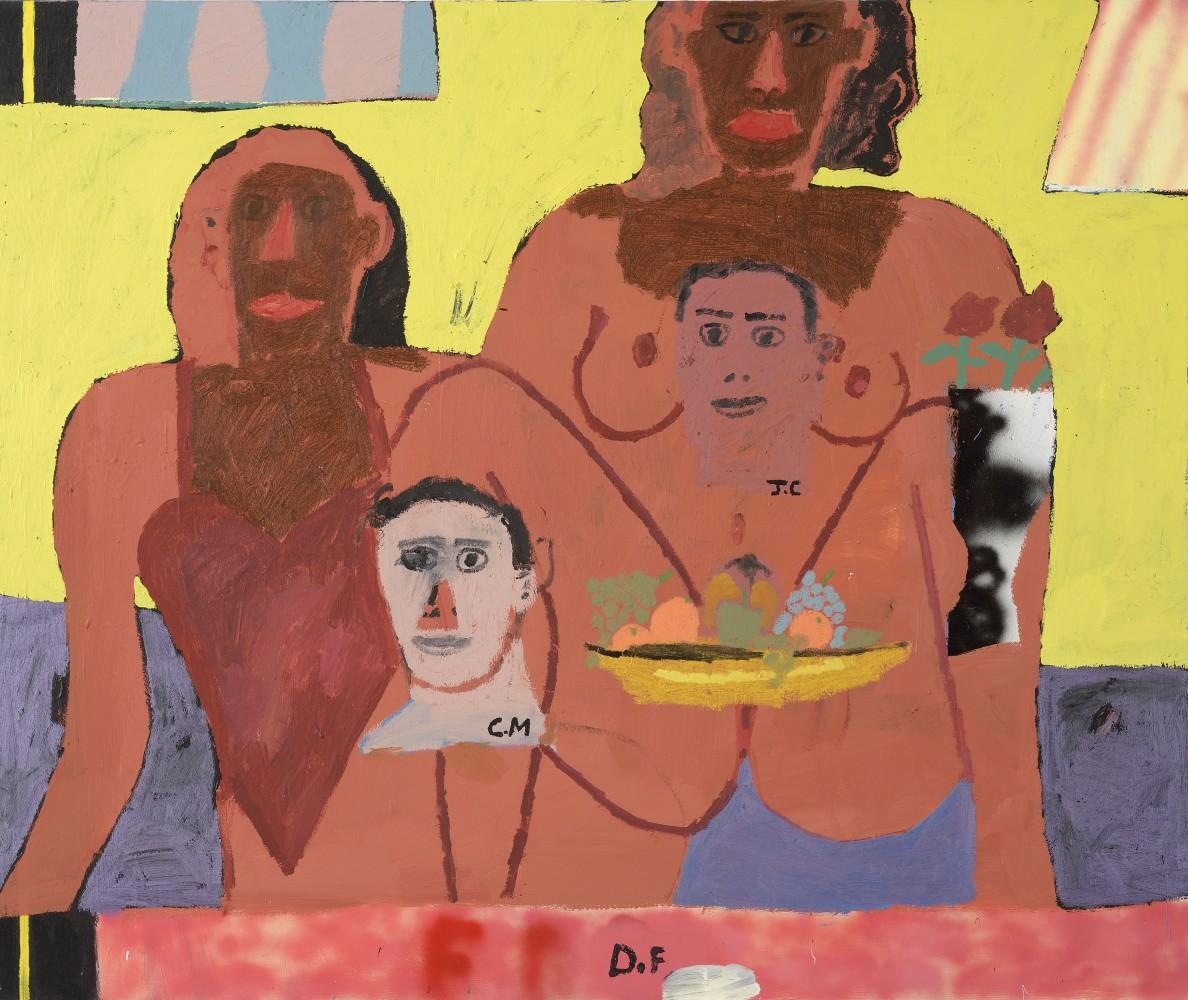 Danny Fox, Jumbo\'s Clown Room, 2015 | Danny Fox: As He Bowed His ...