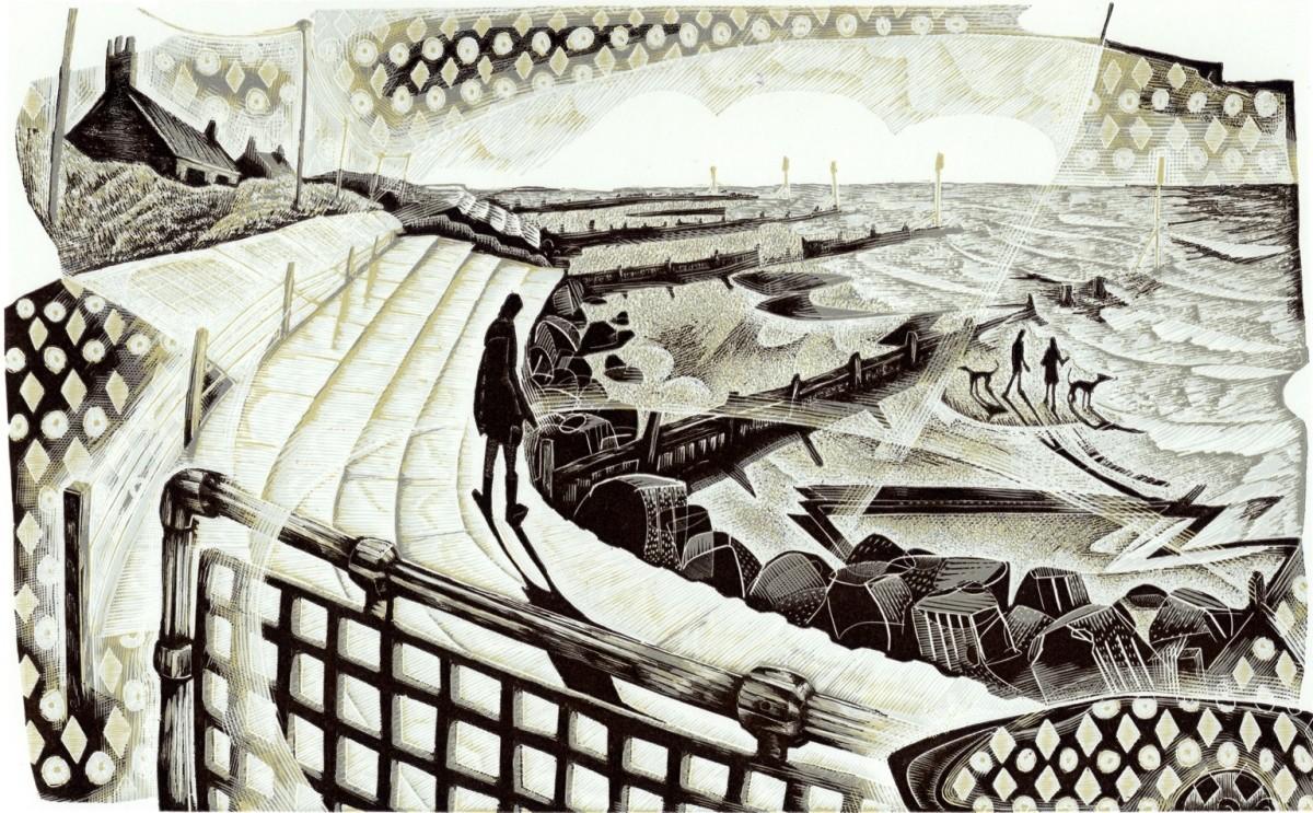 <span class=&#34;link fancybox-details-link&#34;><a href=&#34;/artists/40-neil-bousfield-are/works/9842/&#34;>View Detail Page</a></span><div class=&#34;artist&#34;><span class=&#34;artist&#34;><strong>Neil Bousfield ARE</strong></span></div><div class=&#34;title&#34;><em>Seaside Steps</em></div><div class=&#34;medium&#34;>wood engraving</div>