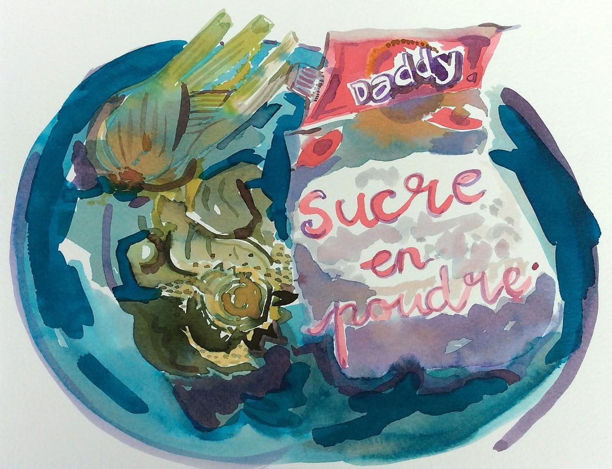 <span class=&#34;link fancybox-details-link&#34;><a href=&#34;/exhibitions/16/works/image_standalone368/&#34;>View Detail Page</a></span><p>Kate Dean,&#160;<em>Sucre en Poudre</em>, &#163;250</p>