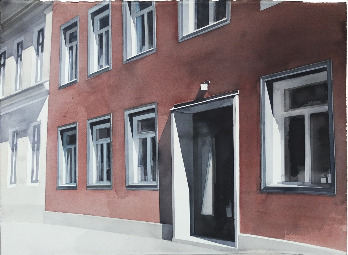 <span class=&#34;link fancybox-details-link&#34;><a href=&#34;/exhibitions/16/works/image_standalone343/&#34;>View Detail Page</a></span><p>Malin Persson, <em>Street with No Name, Stockholm II,</em> &#163;1500</p>