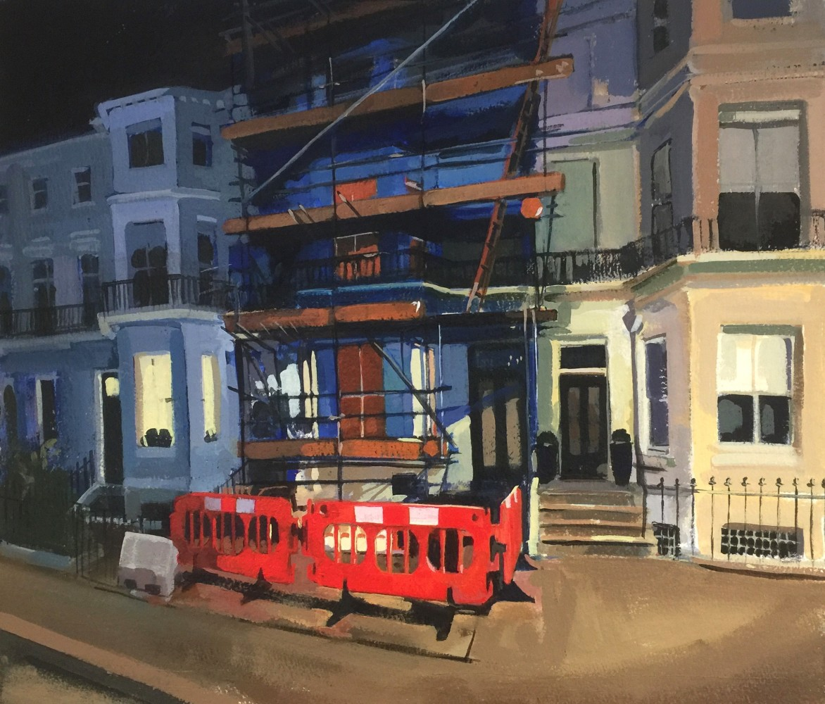 <span class=&#34;link fancybox-details-link&#34;><a href=&#34;/exhibitions/16/works/image_standalone391/&#34;>View Detail Page</a></span><p>Paul Regan,&#160;<em>Study for Campden Road</em>, &#163;950</p>