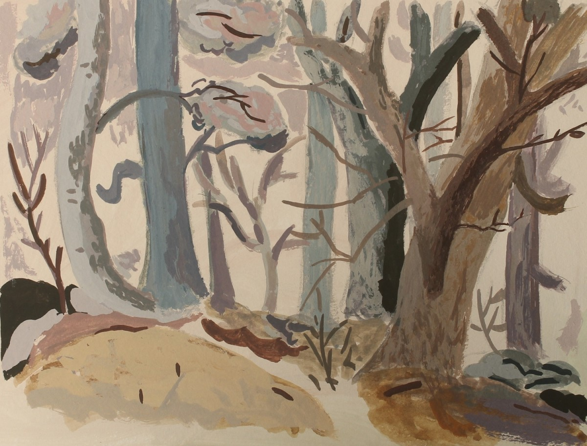 <span class=&#34;link fancybox-details-link&#34;><a href=&#34;/exhibitions/25/works/image_standalone559/&#34;>View Detail Page</a></span><p><span>Imogen Guy</span></p><p><em>Trees in Rhu</em></p><p>&nbsp;</p><p>Winner of the Cass Art Solo Show Award</p>