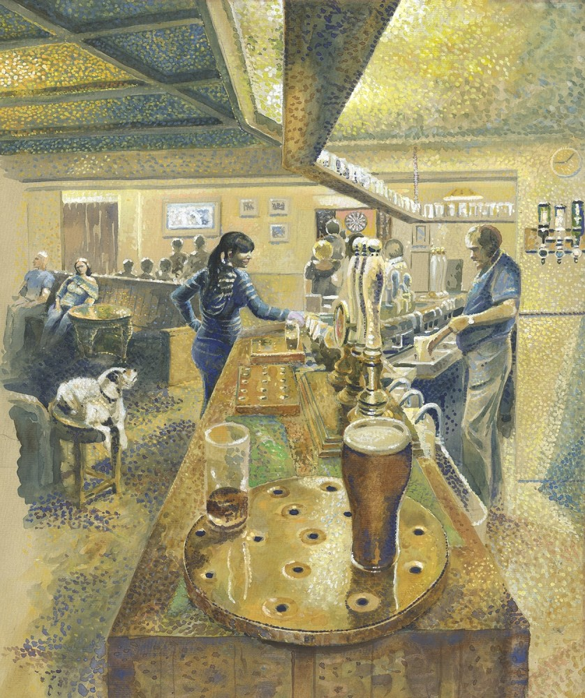 <span class=&#34;link fancybox-details-link&#34;><a href=&#34;/exhibitions/25/works/image_standalone580/&#34;>View Detail Page</a></span><p><span>Robert Keep</span></p><p><em>The Foresters Arms</em></p>