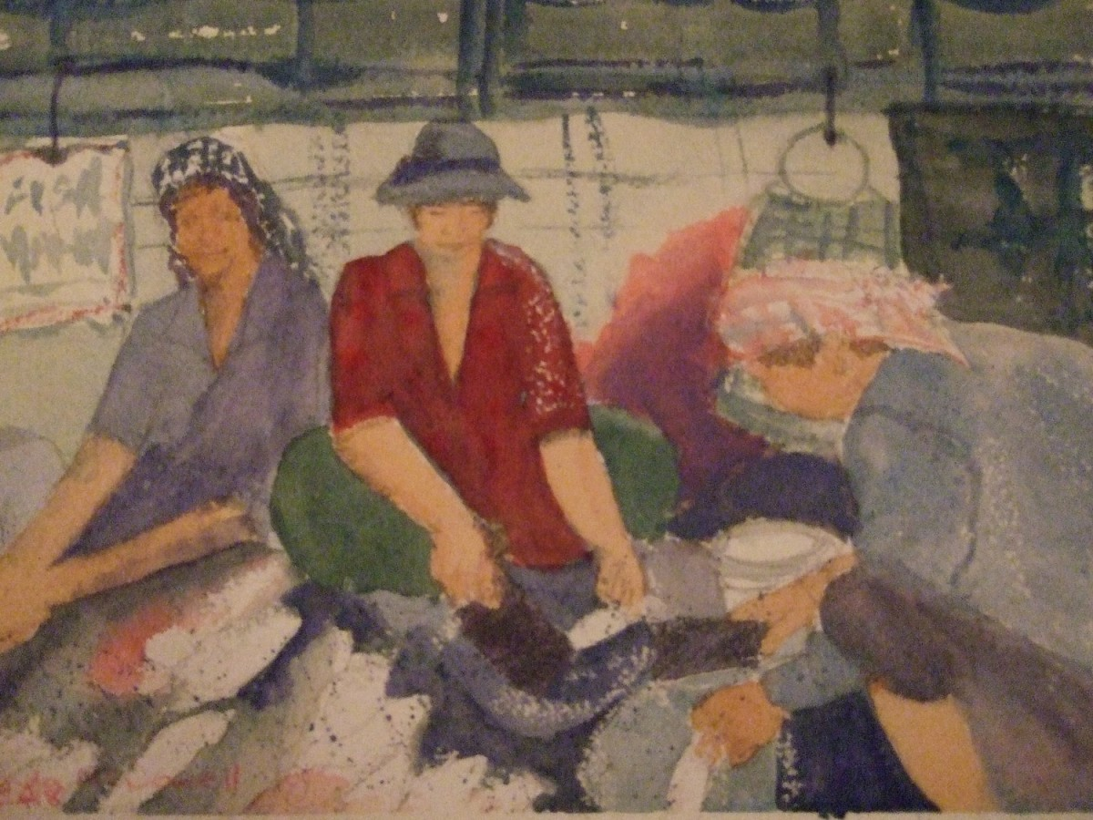 <span class=&#34;link fancybox-details-link&#34;><a href=&#34;/exhibitions/25/works/image_standalone595/&#34;>View Detail Page</a></span><p>Brenda McDowell</p><p><em>Cambodian Fish Market</em></p>