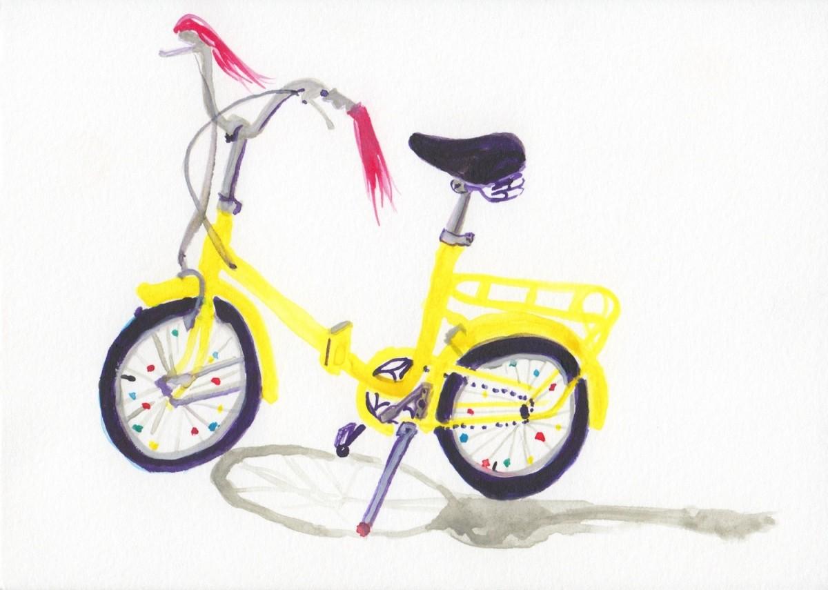 <span class=&#34;link fancybox-details-link&#34;><a href=&#34;/exhibitions/25/works/image_standalone615/&#34;>View Detail Page</a></span><p><span>Alessandra Rigilo</span></p><p><em>La Mia Bicicletta</em></p>