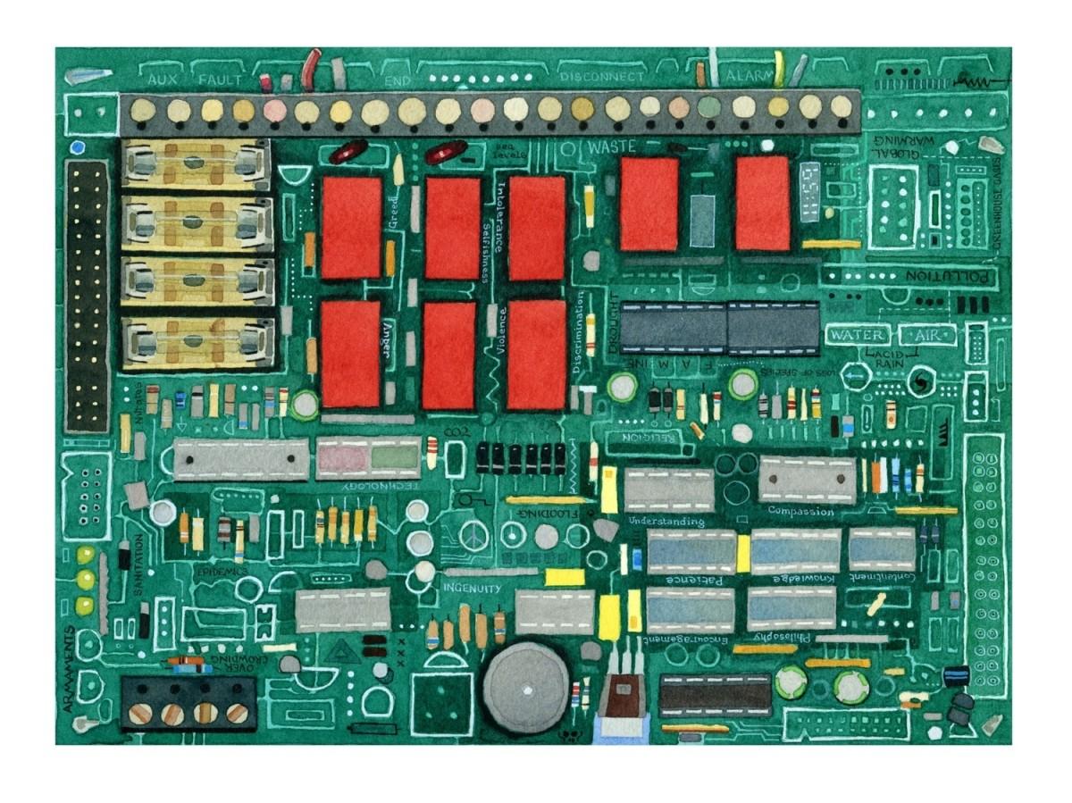 <span class=&#34;link fancybox-details-link&#34;><a href=&#34;/exhibitions/25/works/image_standalone640/&#34;>View Detail Page</a></span><p>Roy Willingham</p><p><em>Alarm Circuit</em></p>